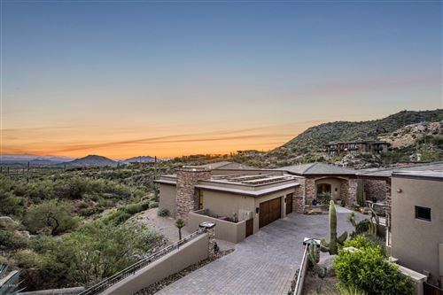 Photo of 10798 E DISTANT HILLS Drive, Scottsdale, AZ 85262 (MLS # 6006075)