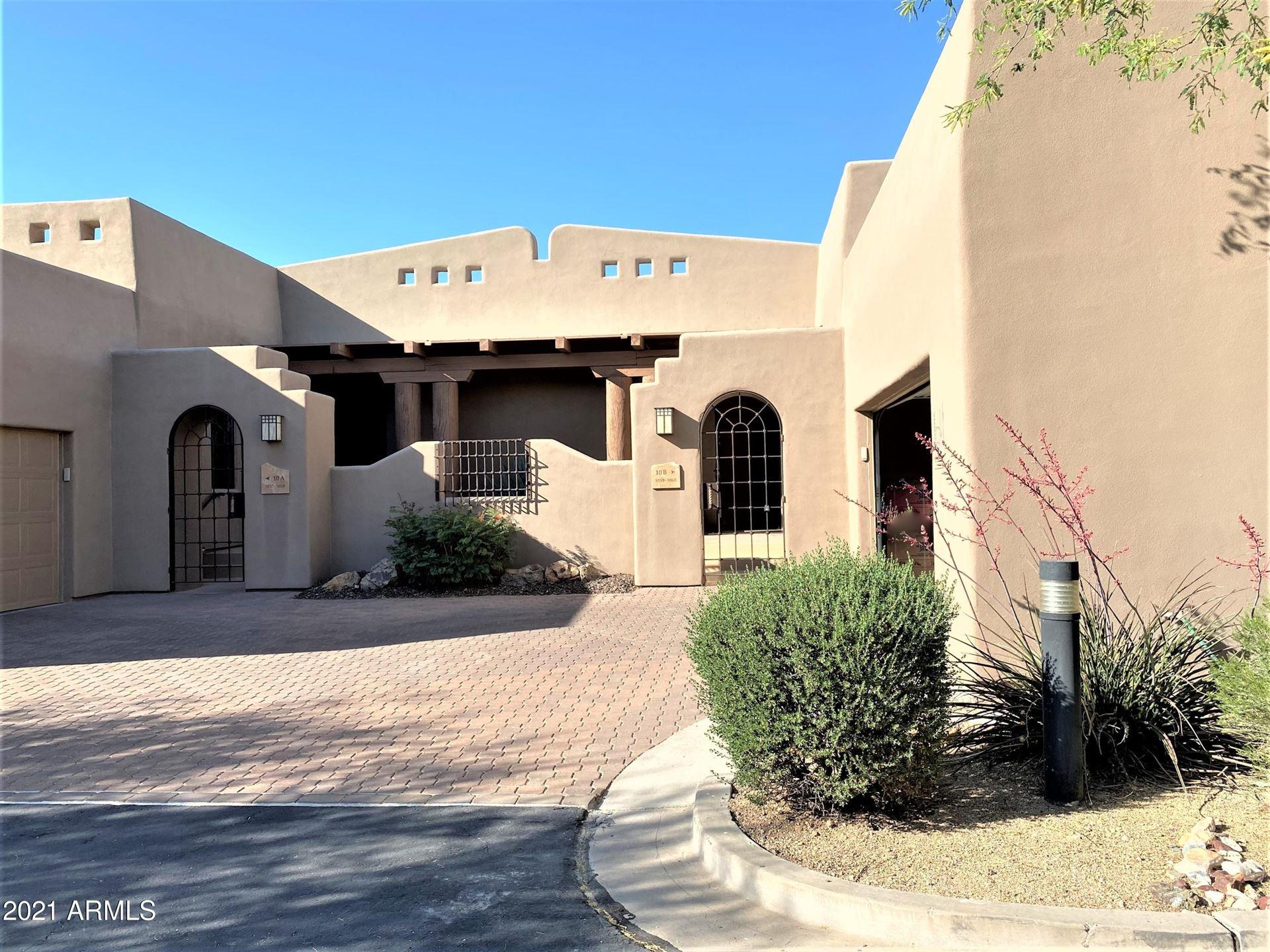 Photo of 36601 N MULE TRAIN Road #B10, Carefree, AZ 85377 (MLS # 6225075)