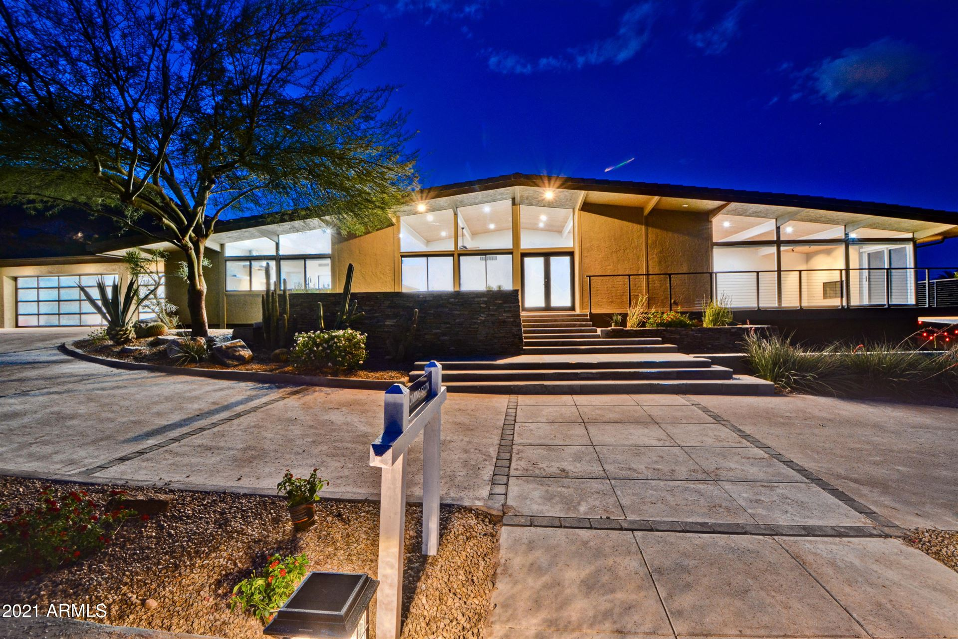 Photo of 4516 E CLEARWATER Parkway, Paradise Valley, AZ 85253 (MLS # 6246075)