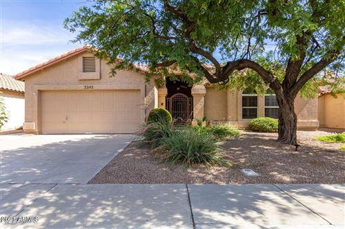 Photo of 3242 W THUDE Drive, Chandler, AZ 85226 (MLS # 6299076)