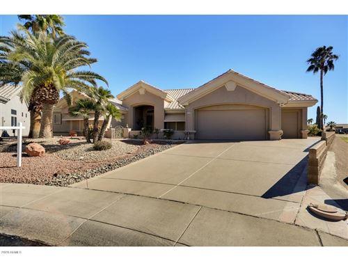 Photo of 15105 W GANADO Drive, Sun City West, AZ 85375 (MLS # 6029077)