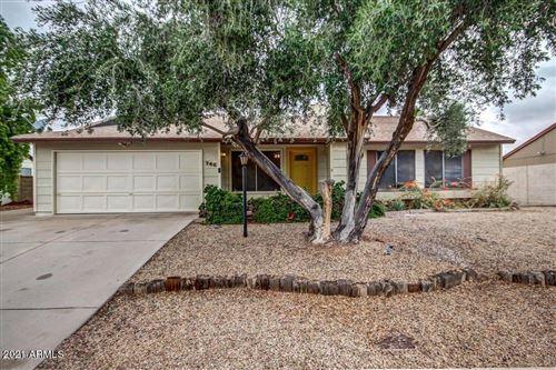 Photo of 746 E HUBER Street, Mesa, AZ 85203 (MLS # 6257077)