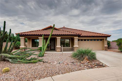 Photo of 42571 W CHISHOLM Drive, Maricopa, AZ 85138 (MLS # 6295077)
