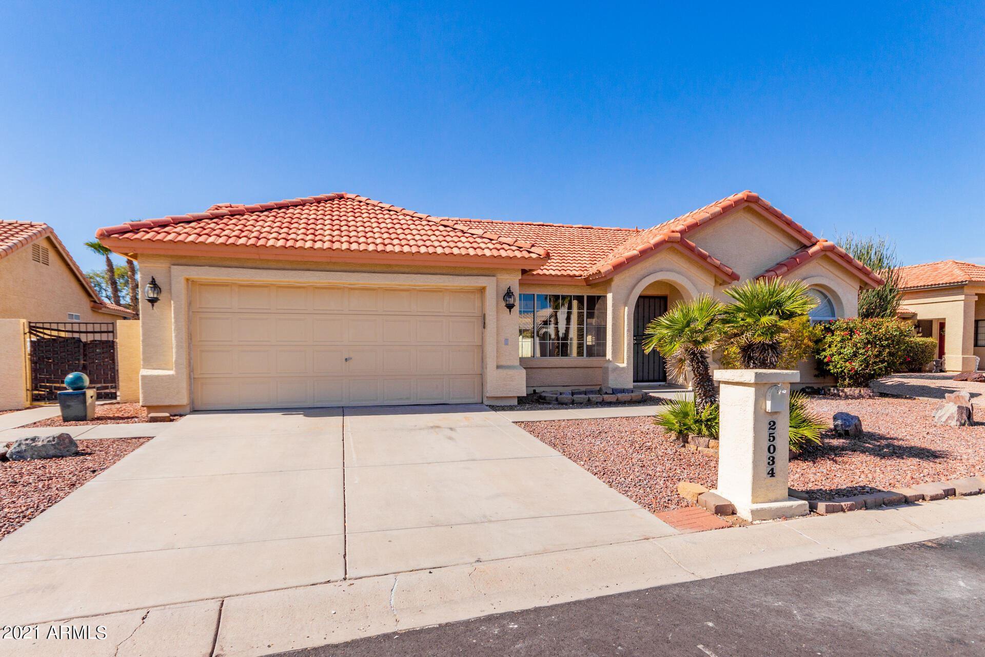 Photo of 25034 S DRIFTER Drive, Sun Lakes, AZ 85248 (MLS # 6194077)