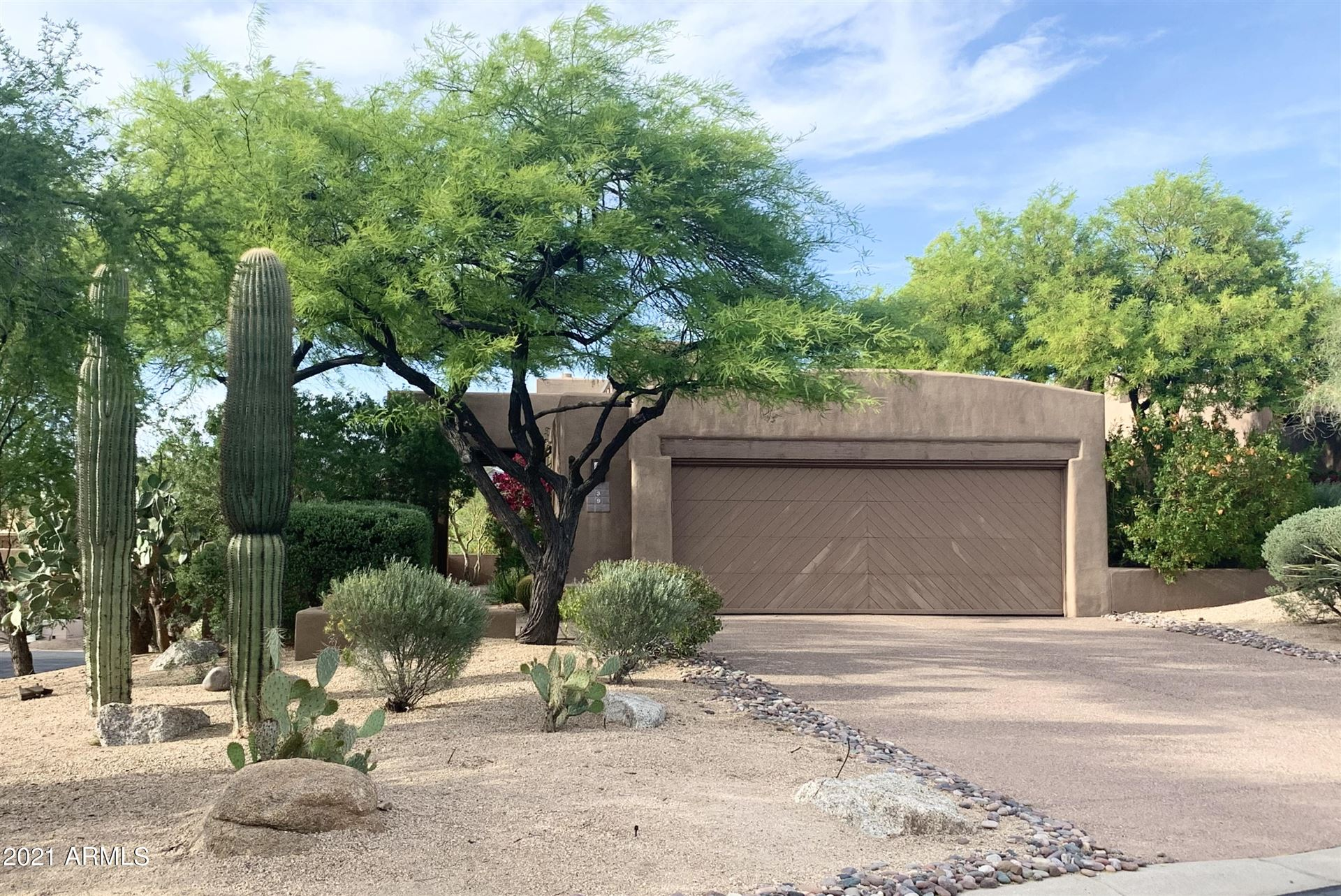 Photo of 8502 E CAVE CREEK Road #39, Carefree, AZ 85377 (MLS # 6230077)