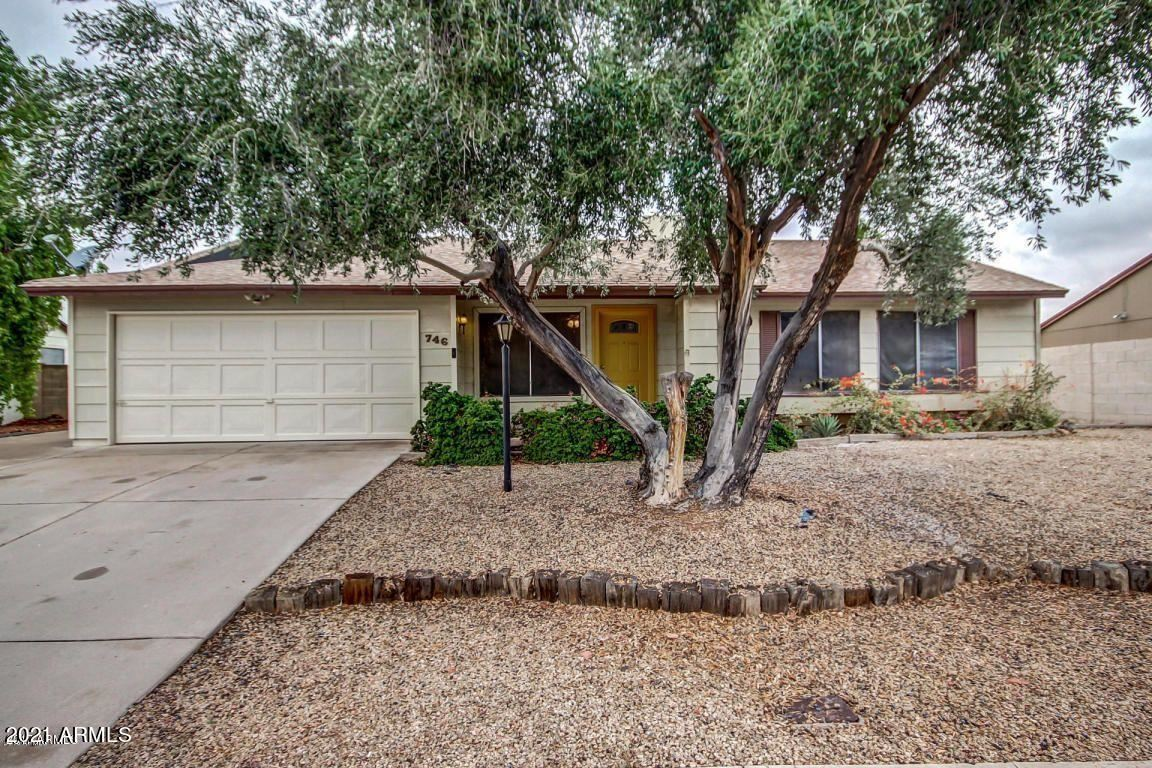 746 E HUBER Street, Mesa, AZ 85203 - #: 6257077