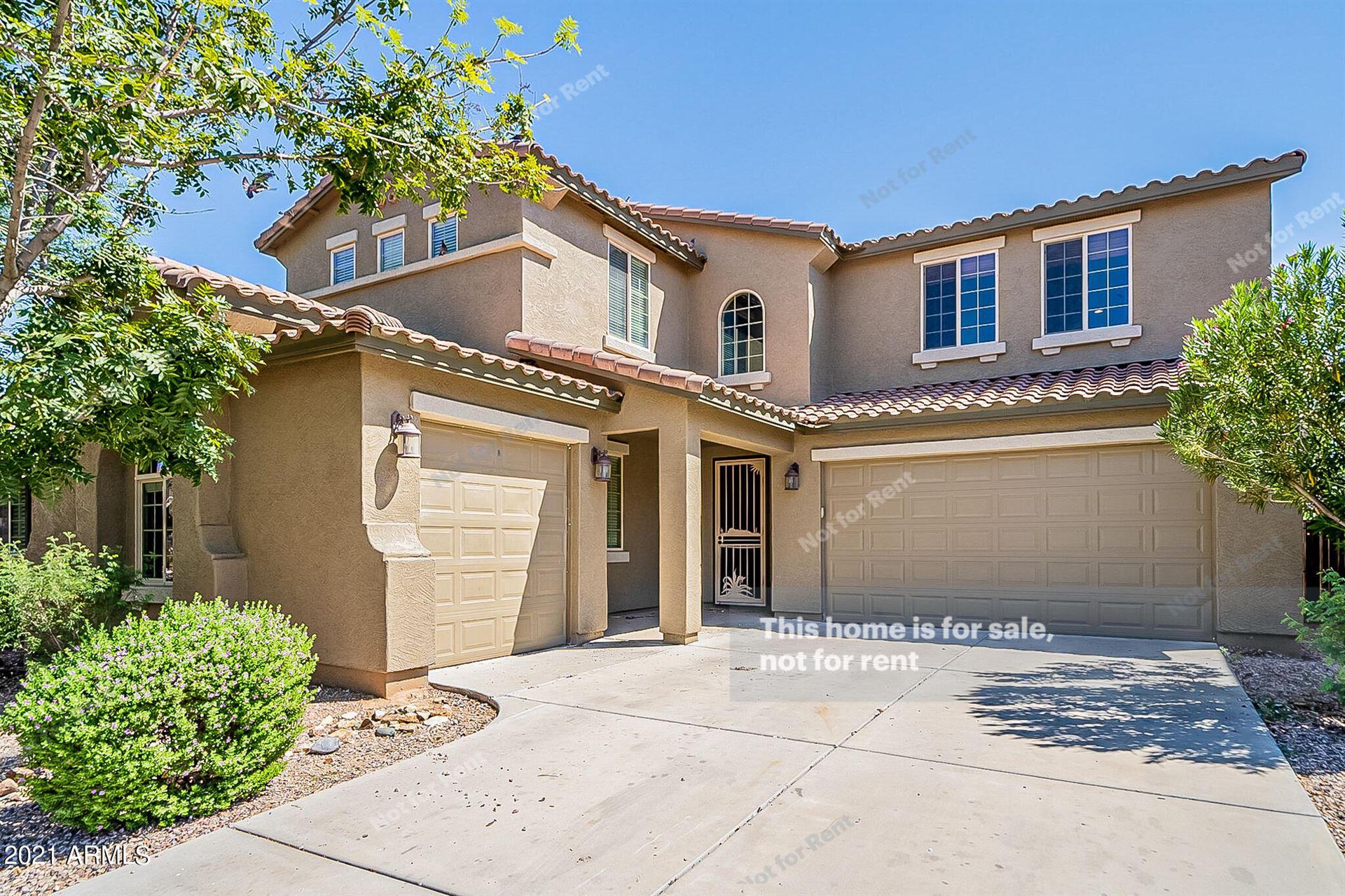 Photo for 42515 W CORVALIS Lane, Maricopa, AZ 85138 (MLS # 6286077)