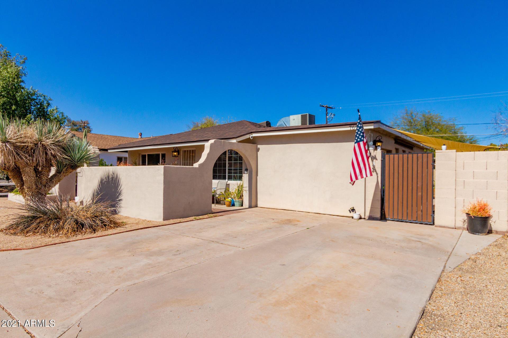 7608 E CATALINA Drive, Scottsdale, AZ 85251 - MLS#: 6200078