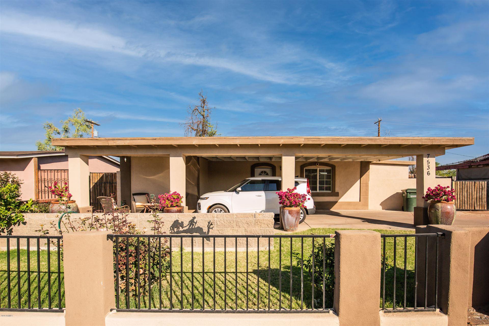 7536 W MITCHELL Drive, Phoenix, AZ 85033 - MLS#: 6163079