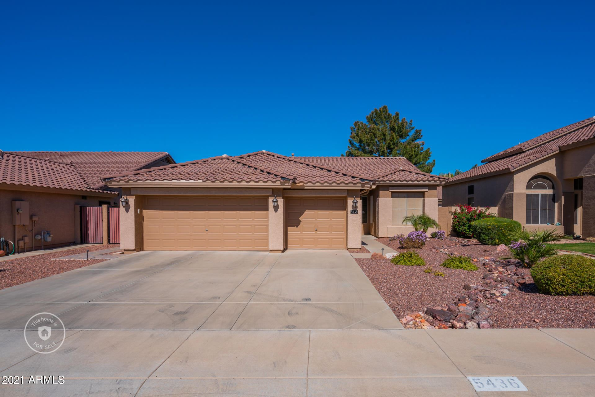 5436 W GREENBRIAR Drive, Glendale, AZ 85308 - MLS#: 6198079