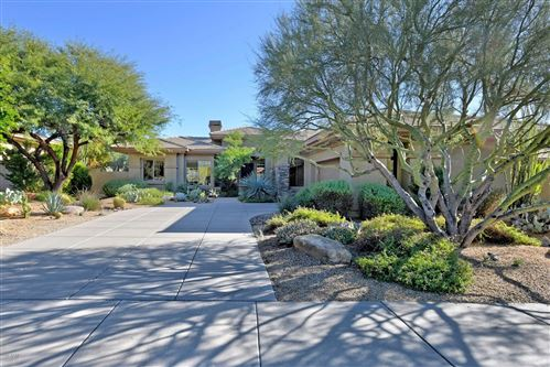 Photo of 7523 E VISAO Drive, Scottsdale, AZ 85266 (MLS # 6011081)