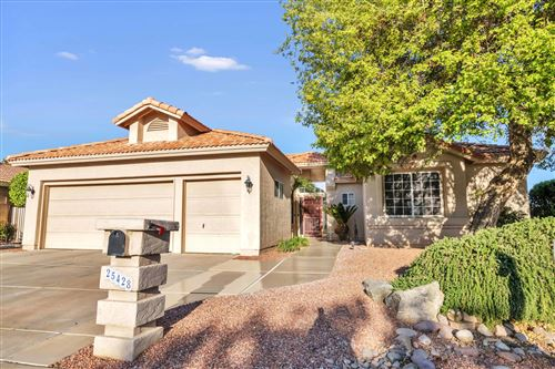 Photo of 25428 S QUEEN PALM Drive, Sun Lakes, AZ 85248 (MLS # 6059081)