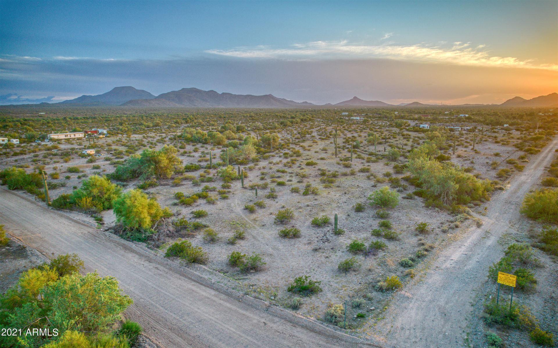 Photo for 0 W Robles Drive, Maricopa, AZ 85139 (MLS # 6243081)