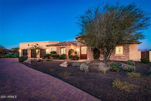 Photo of 28533 N Rio Mountain Court, Scottsdale, AZ 85262 (MLS # 6179082)