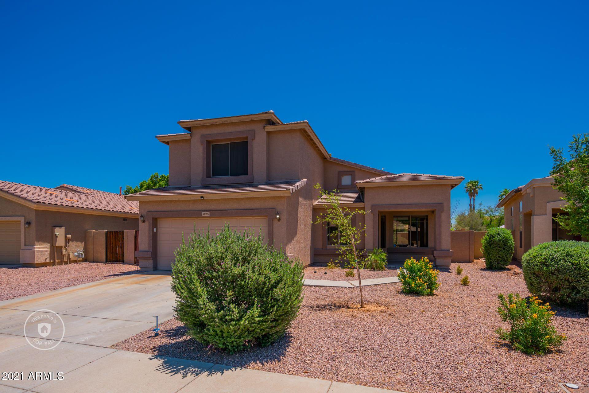 Photo of 21509 N 81ST Drive, Peoria, AZ 85382 (MLS # 6250082)