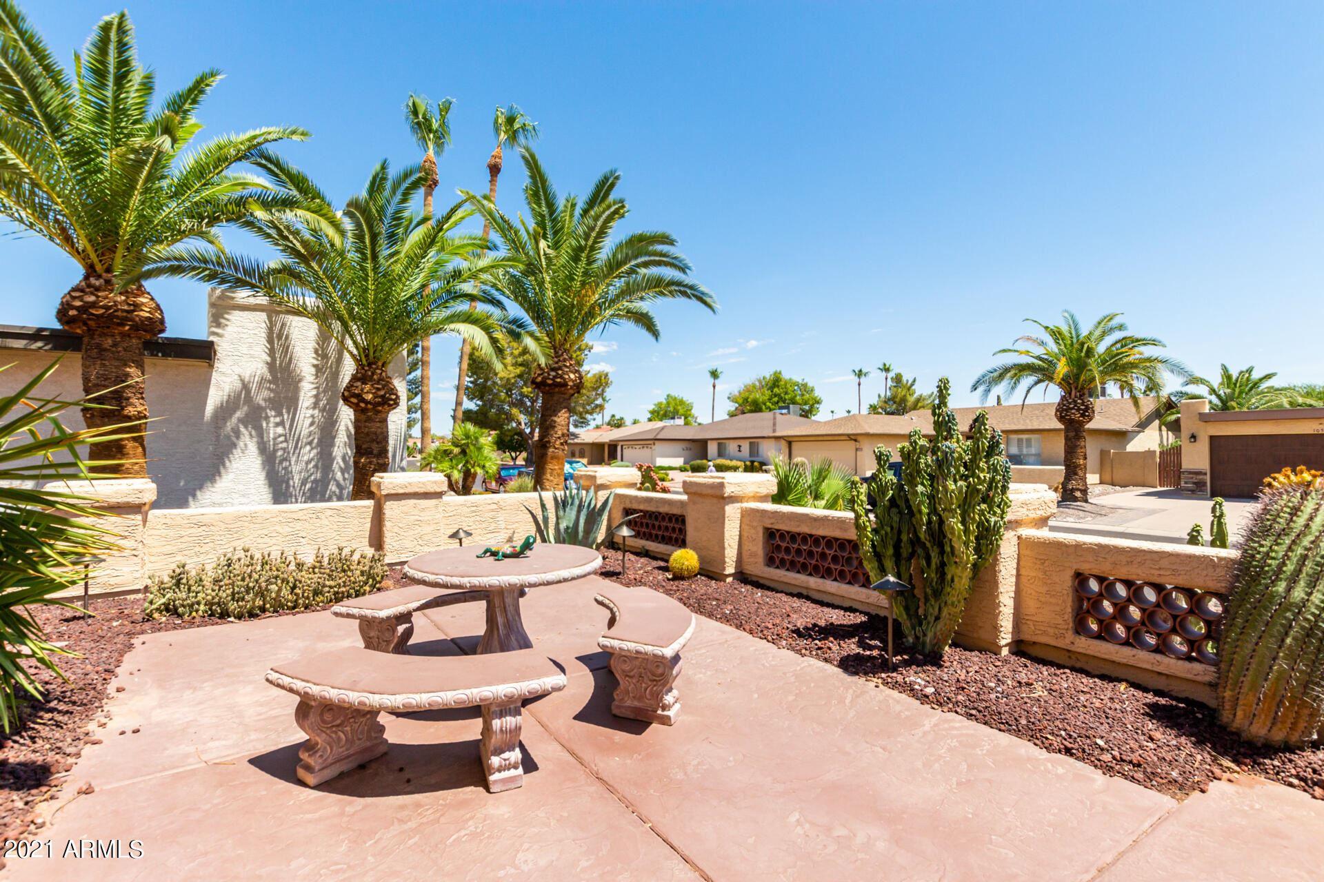 Photo of 10502 E Spring Creek Road, Sun Lakes, AZ 85248 (MLS # 6260082)