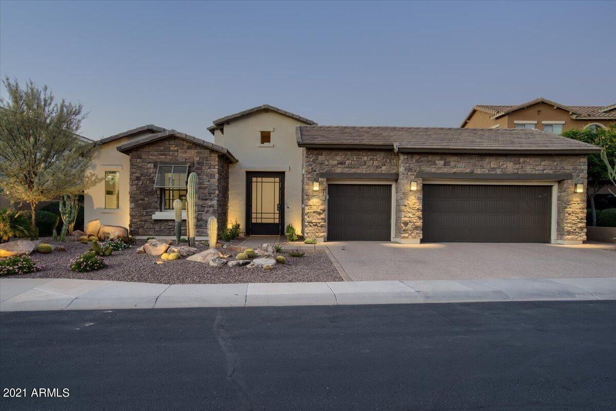 Photo of 5430 E PALO BREA Lane, Cave Creek, AZ 85331 (MLS # 6310082)