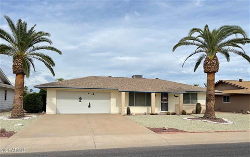 Photo of 9402 W MANZANITA Drive, Sun City, AZ 85373 (MLS # 6306083)