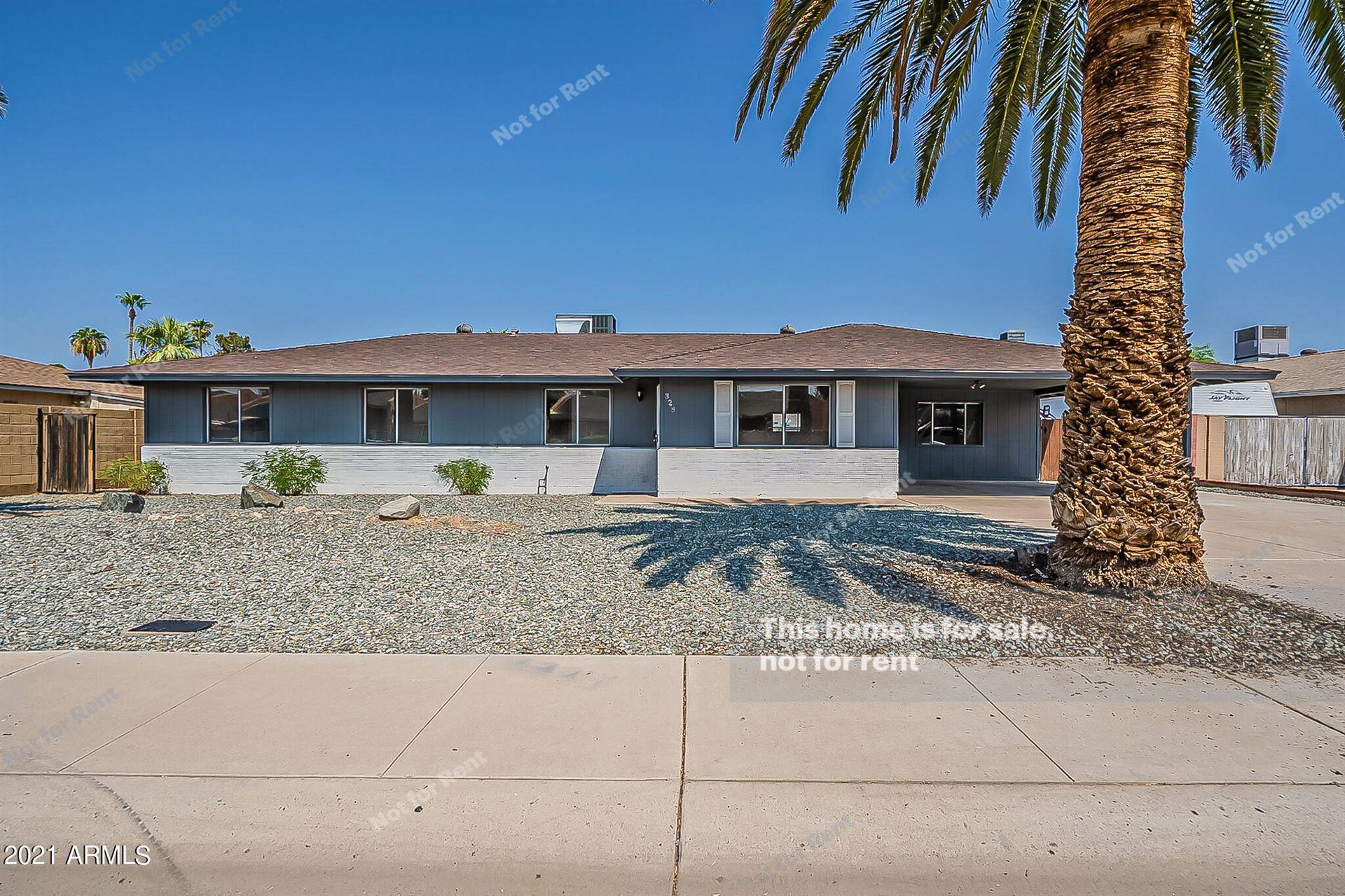 Photo of 328 E DUNBAR Drive, Tempe, AZ 85282 (MLS # 6295083)