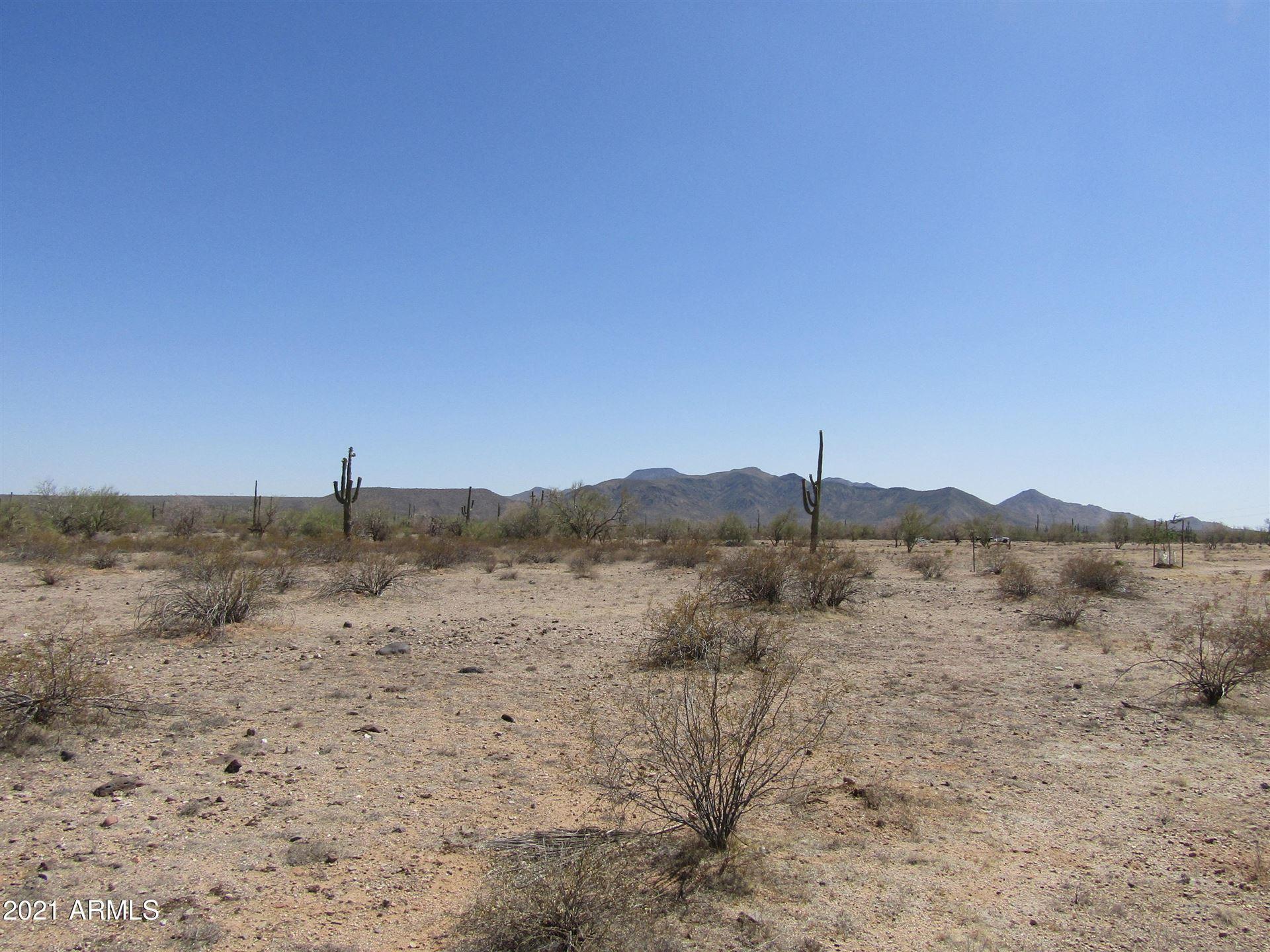 Photo for 0 Cerezo Road, Maricopa, AZ 85139 (MLS # 6237084)