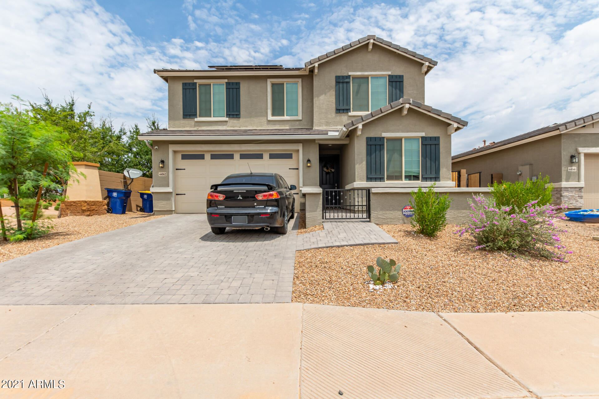 Photo for 44062 W PALO ALISO Way, Maricopa, AZ 85138 (MLS # 6268084)
