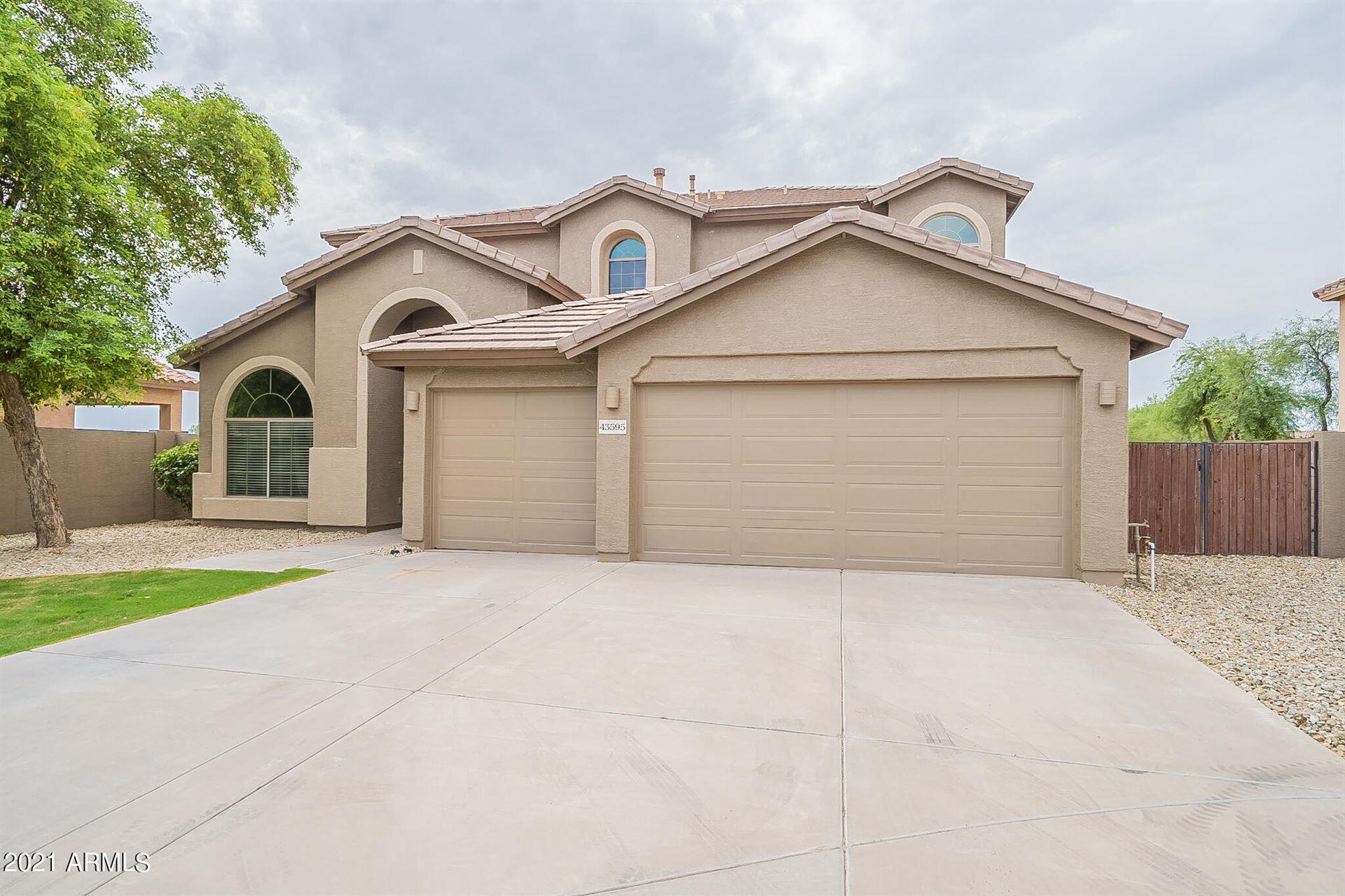 Photo for 43595 W BRAVO Court, Maricopa, AZ 85138 (MLS # 6269084)