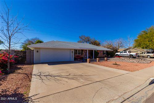 Photo of 2102 N LAZONA Drive, Mesa, AZ 85203 (MLS # 6198085)