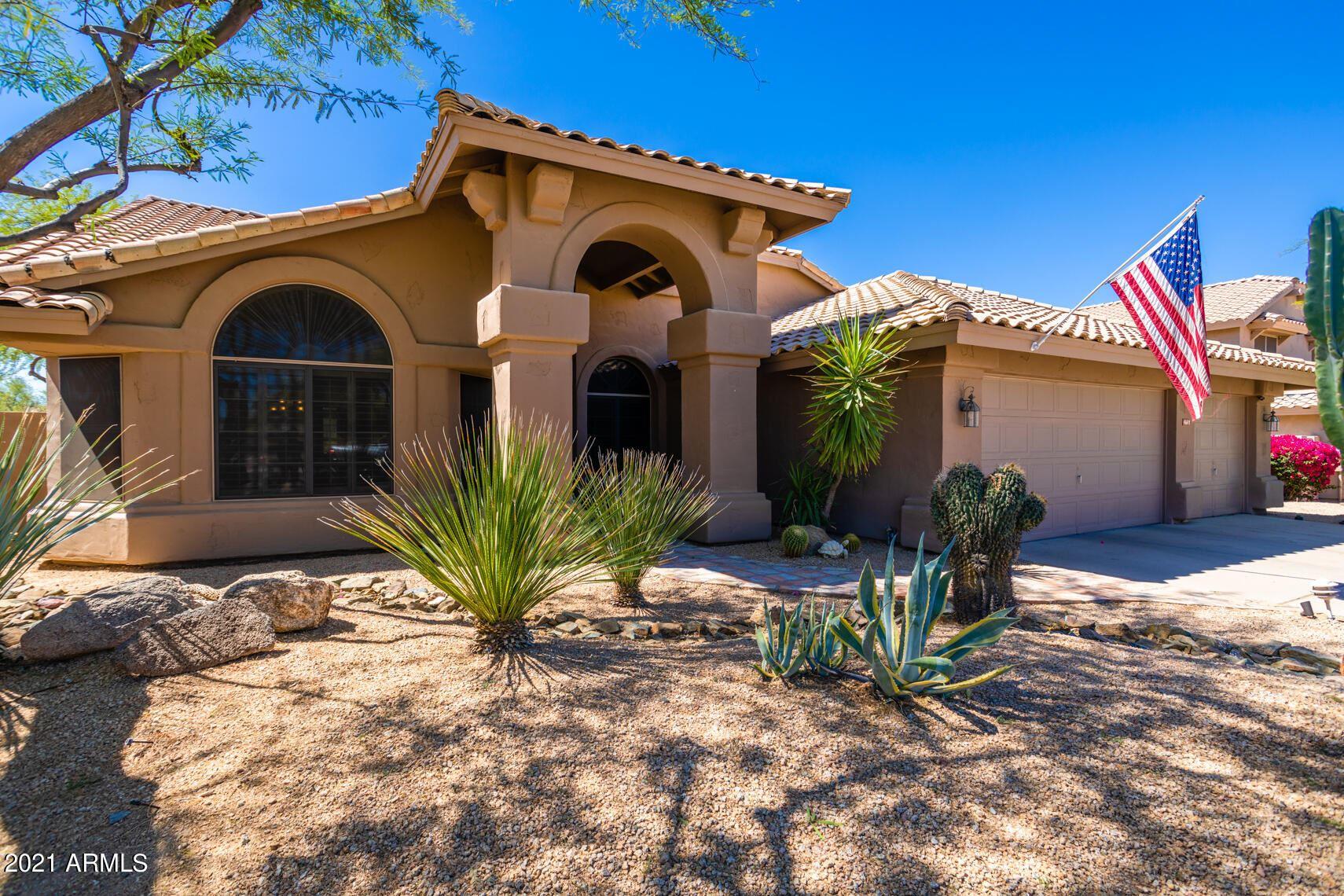 Photo of 4669 E PALO BREA Lane, Cave Creek, AZ 85331 (MLS # 6234086)