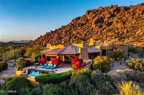 Photo of 26021 N 108TH Place, Scottsdale, AZ 85255 (MLS # 6232088)