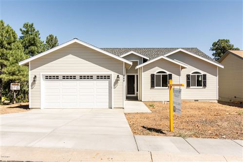 Photo of 840 S BLACK BEAR Lane, Show Low, AZ 85901 (MLS # 6022090)