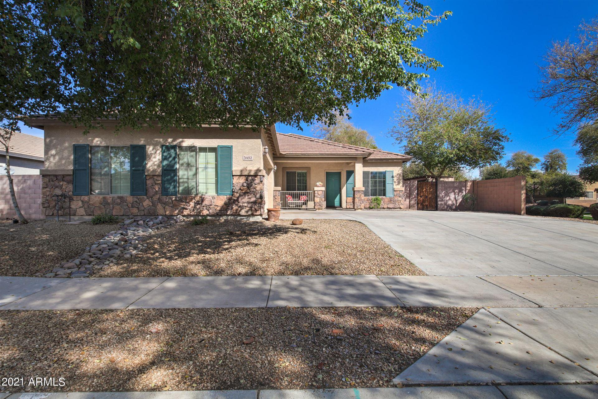Photo of 3492 E ELGIN Street, Gilbert, AZ 85295 (MLS # 6202090)