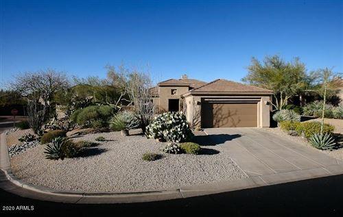 Photo of 32640 N 70TH Street, Scottsdale, AZ 85266 (MLS # 6111091)