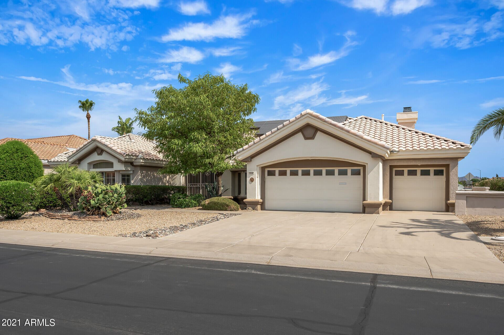 15104 W WHITEWOOD Drive, Sun City West, AZ 85375 - MLS#: 6245091