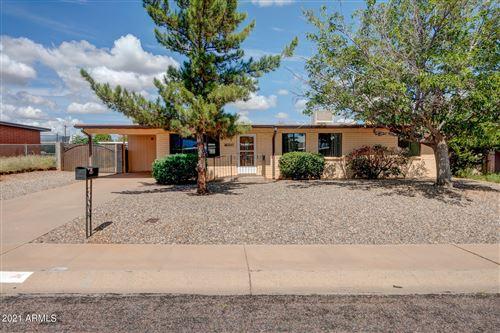 Photo of 2047 SANTA MARIA Drive, Sierra Vista, AZ 85635 (MLS # 6299092)