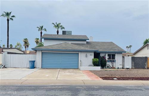 Photo of 1808 W CURRY Drive, Chandler, AZ 85224 (MLS # 6262093)