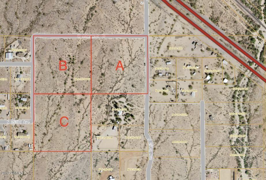 Photo of 25339 W IRVINE (PARCEL B) Road, Morristown, AZ 85342 (MLS # 6194093)