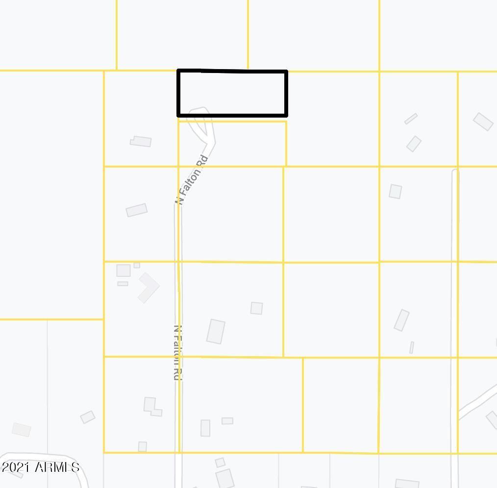 Photo for 0 N Falton Road, Maricopa, AZ 85139 (MLS # 6260093)