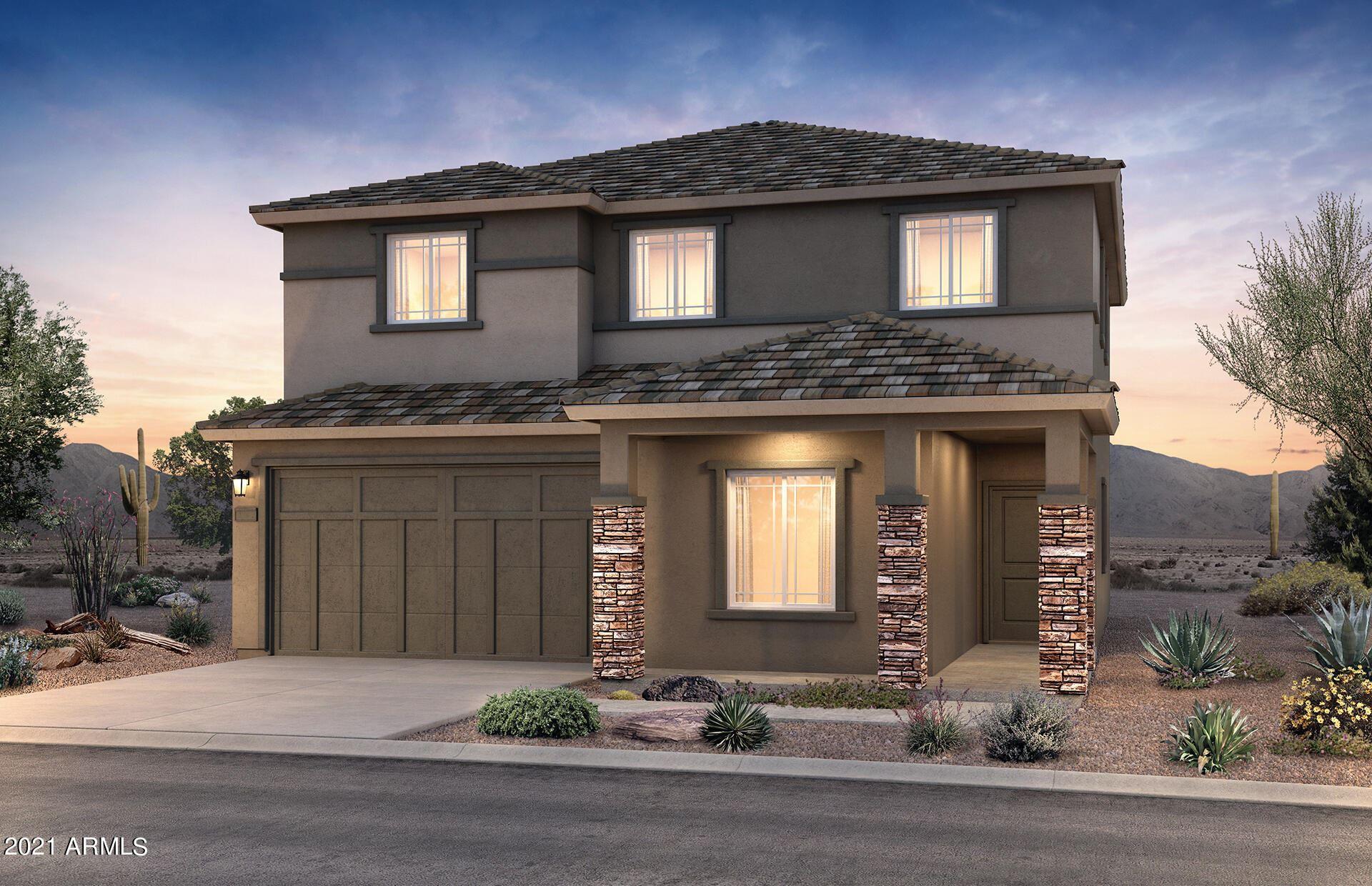 Photo for 18552 N DESERT WILLOW Drive, Maricopa, AZ 85138 (MLS # 6291093)