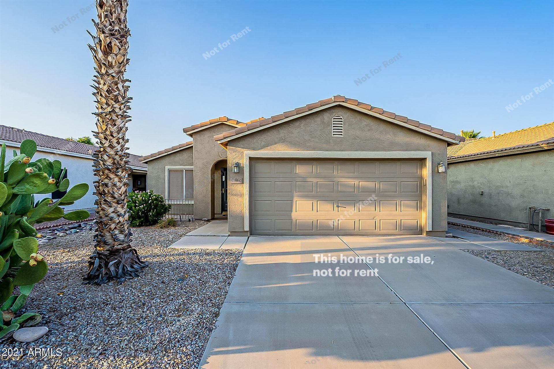 Photo of 43866 W SAGEBRUSH Trail, Maricopa, AZ 85138 (MLS # 6295093)