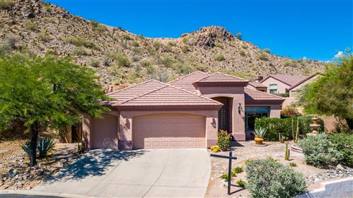 Photo of 6334 E VIEWMONT Drive #33, Mesa, AZ 85215 (MLS # 6084094)