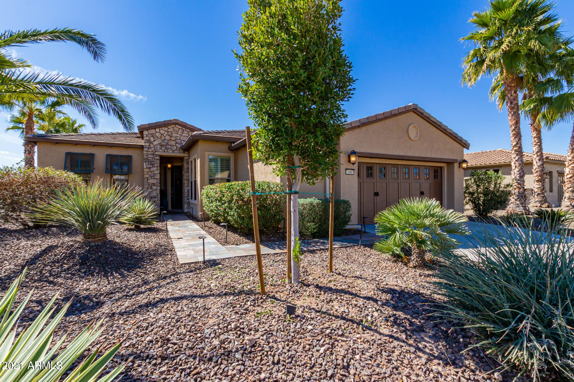 Photo of 12467 W BAJADA Road, Peoria, AZ 85383 (MLS # 6200094)