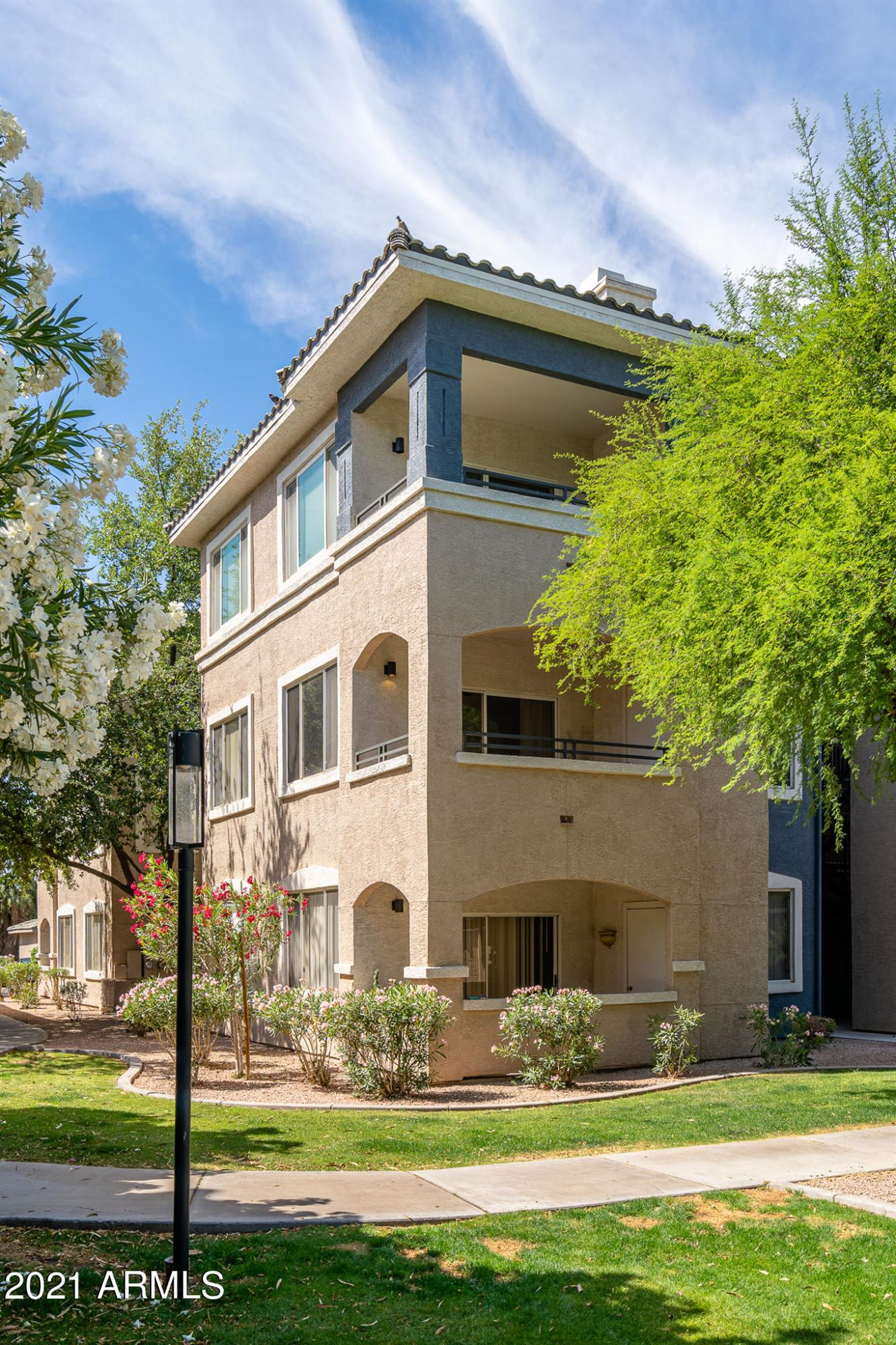Photo of 5345 E VAN BUREN Street #341, Phoenix, AZ 85008 (MLS # 6232094)