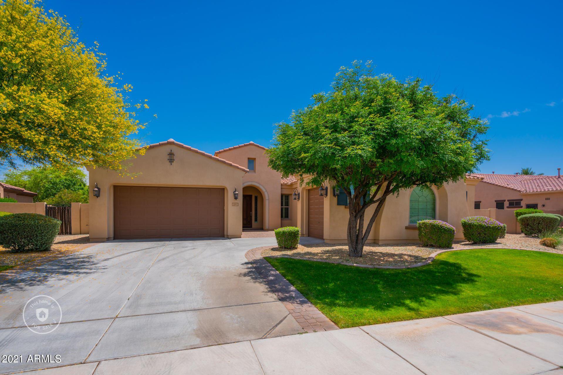 Photo of 2297 N 158TH Drive, Goodyear, AZ 85395 (MLS # 6232095)