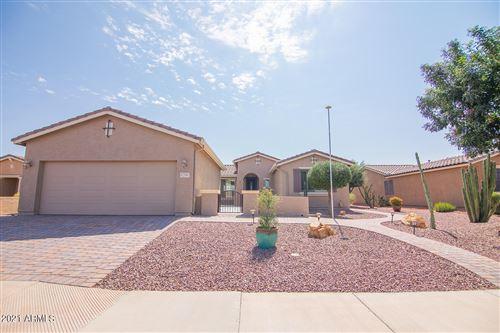 Photo of 42501 W GOOD VIBRATIONS Lane, Maricopa, AZ 85138 (MLS # 6310096)