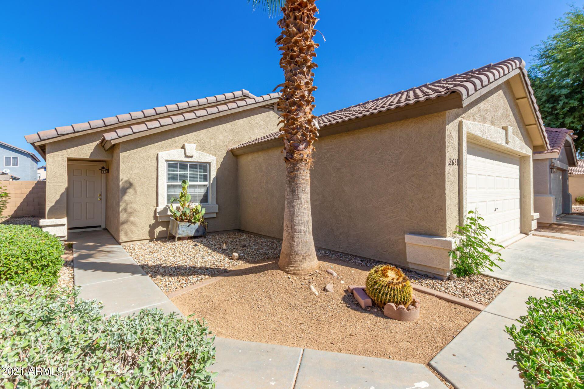 Photo of 12630 W BLOOMFIELD Road, El Mirage, AZ 85335 (MLS # 6304097)