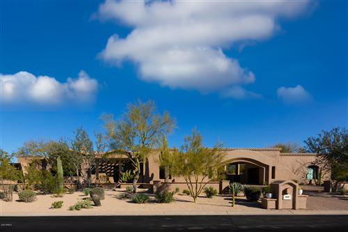 Photo of 8600 E Overlook Drive, Scottsdale, AZ 85255 (MLS # 6038098)