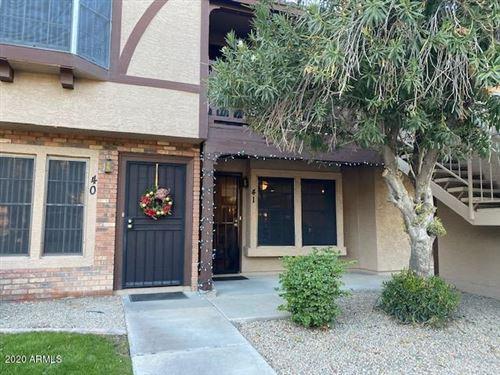 Photo of 8111 W WACKER Road W #41, Peoria, AZ 85381 (MLS # 6168099)