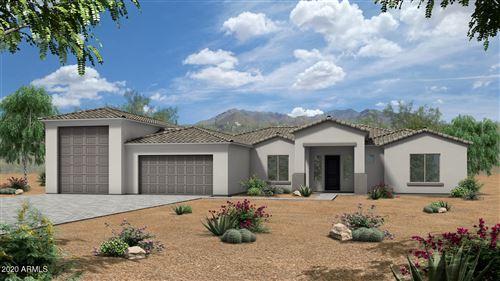 Photo of Xxxx5 N 156 Street #Lot 5, Scottsdale, AZ 85262 (MLS # 6179099)
