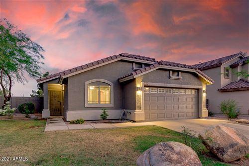Photo of 9229 E ELLIS Street, Mesa, AZ 85207 (MLS # 6223099)