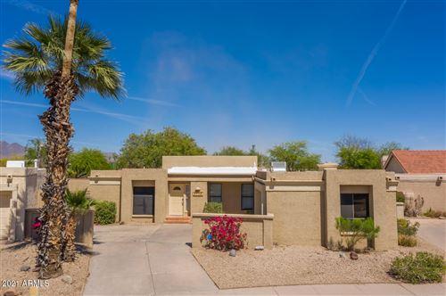 Photo of 8732 E SAN LUCAS Drive, Scottsdale, AZ 85258 (MLS # 6226099)